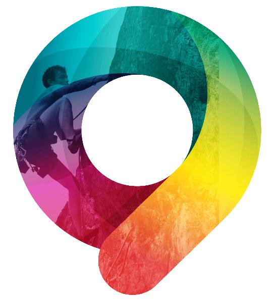 Logotipo com cor